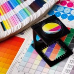 Nghệ thuật phối màu sắc trong in ấn sáng tạo